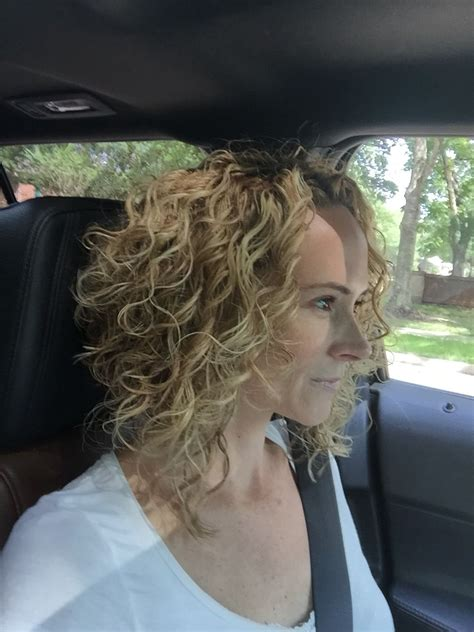 Adding Curl To An Angle Bob | who knew cutting ten inches off your hair and adding
