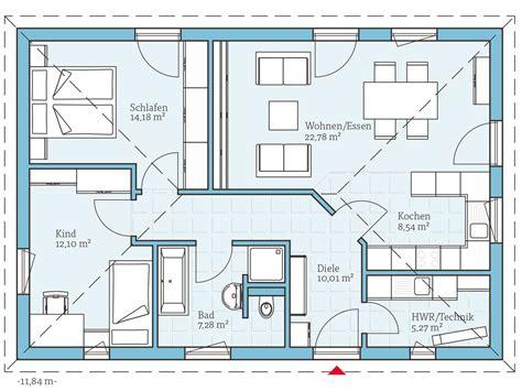 Grundriss Haus Bungalow by Mediterranes Haus Hausbeispiele Preise Grundrisse