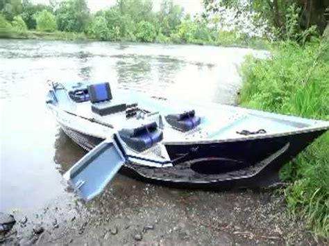 drift boat with door pavati marine do pavati drift boat doors leak youtube