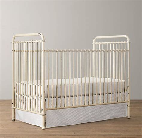 Restoration Hardware Iron Crib by 17 Best Images About Bed Ideas On Canopy Crib