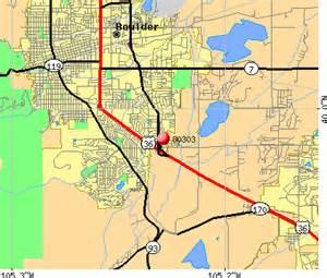 boulder colorado zip code map 80303 zip code boulder colorado profile homes