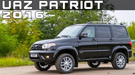 uaz patriot 2016 uaz patriot review rendered price specs release date