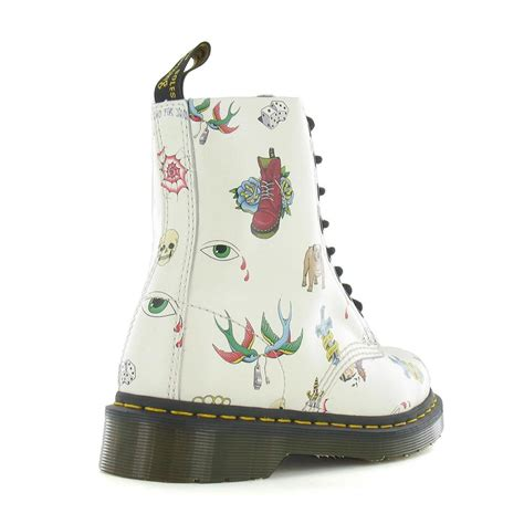 tattoo creams boots dr martens pascal off white skins tattoo leather boots