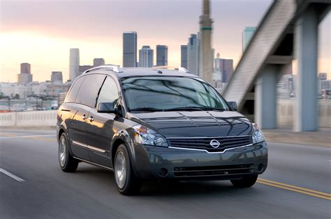 2007 Nissan Quest Reviews by 2007 Nissan Quest Review Top Speed