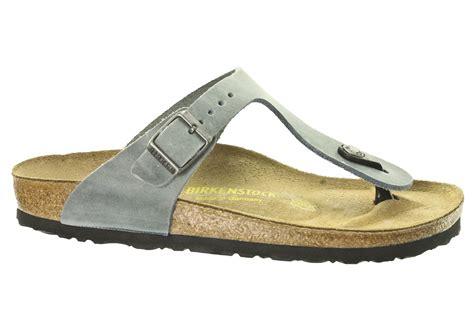 birkenstock sandals sizing birkenstock gizeh sandals 100 leather unisex summer