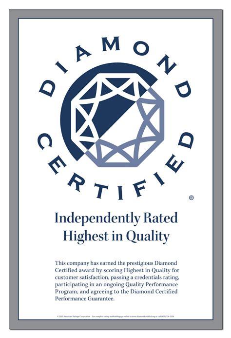spotlight  diamond certified ratings process diamond