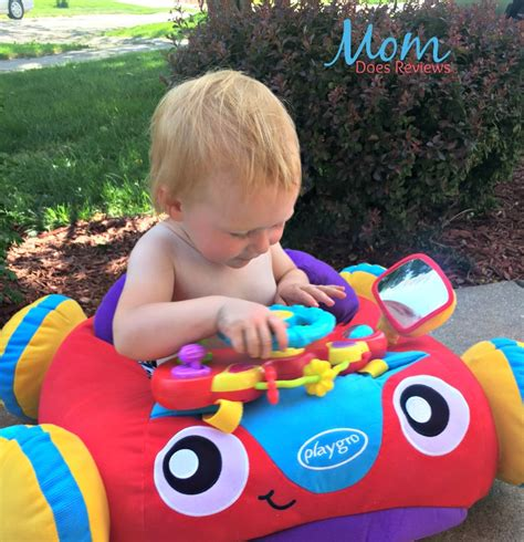 playgro music and lights comfy car now your baby can cruise around town in their new music