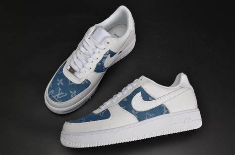 nike air 1 low supreme cheap cowboy supreme x nike air 1 low white denim