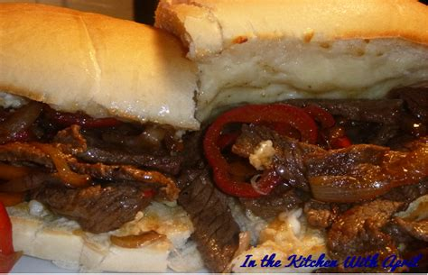 short rib sandwich in the kitchen with april beef short rib steak sandwiches