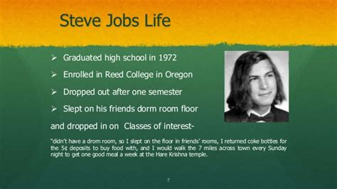 steve jobs powerpoint template the of steve power point presentation