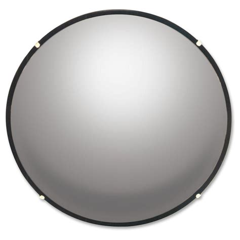 see all glass convex mirror seen26 the home depot