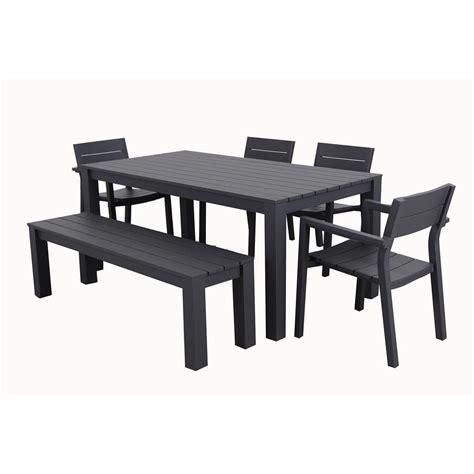 6 patio dining set 6 pc patio dining set dining room ideas