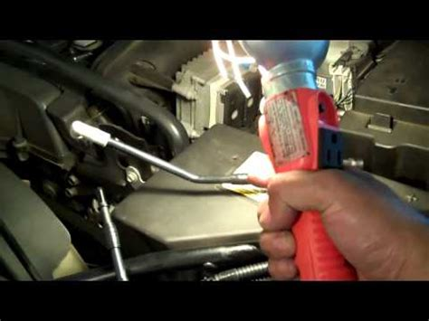 how to install replace vapor canister solenoid purge va