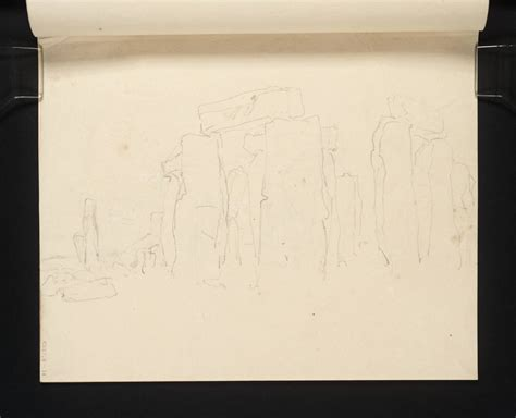 St Yves Mw 41 joseph mallord william turner stonehenge from the south