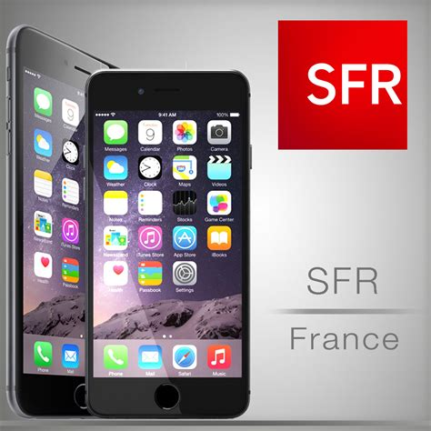 unlock sfr iphone           france