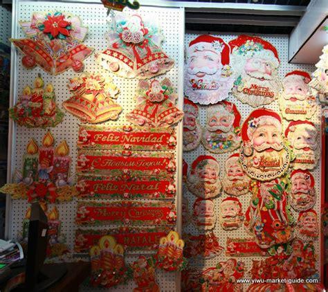 decorations wholesale china yiwu 2