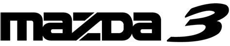 mazda 3 logo mazda related emblems cartype