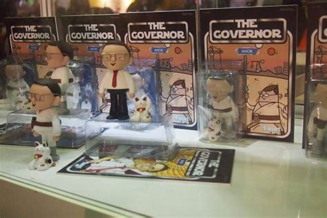 ahok action figure lucunya action figure ahok ada di comic con 2016