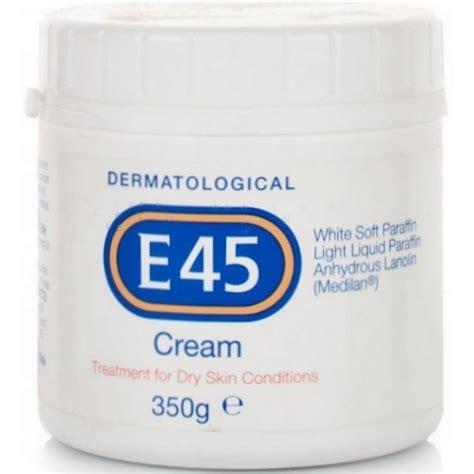 tattoo care e45 cream e45 cream 350g eczema psoriasis chemist net online