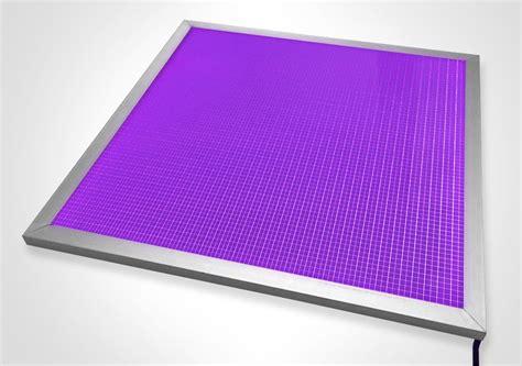 Lu Led Rgb custom rgb led light panel thin backlighting solution