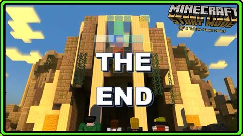 Minecraft Story Mode Episode 1 8 minecraft story mode episode 1 8 the end of the begining