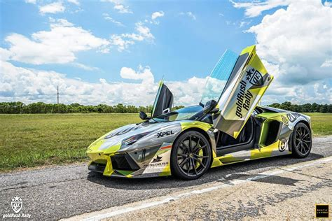 rally lamborghini goldrush rally 7 the best from new orleans gtspirit