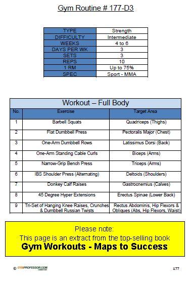 strength workout plan at home beginner s workout