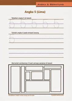 Pintar Mengenal Angka 1 50 bermain sambil belajar paud balita tk menulis huruf a z