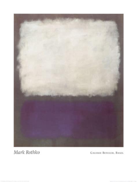 Rothko Kunstdruck by Rothko Kunstdrucke
