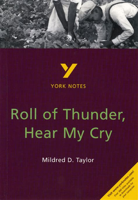 themes in the book roll of thunder pearson education roll of thunder hear my cry york