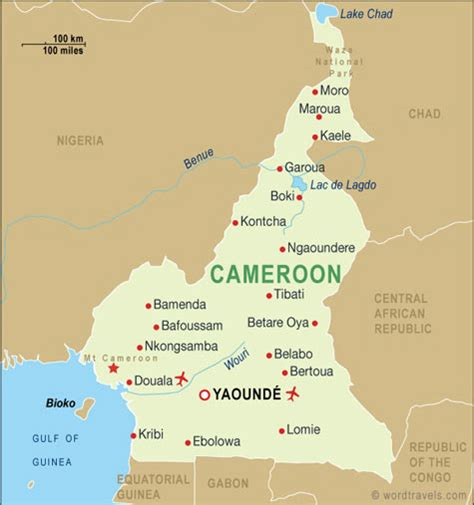 cameroon in world map aroundtheworldingeographyclass cameroon diana castro