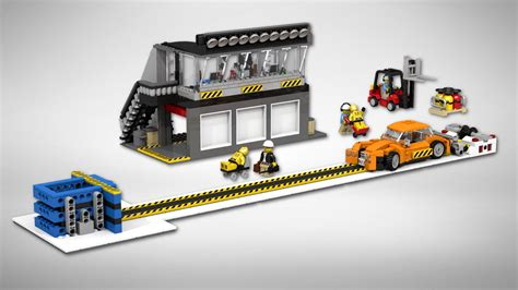 crash test lego ideas crash test