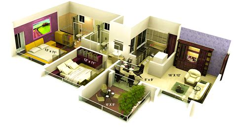 emejing 2 bhk home design photos amazing house square foot house plans indian style bedroom plan in
