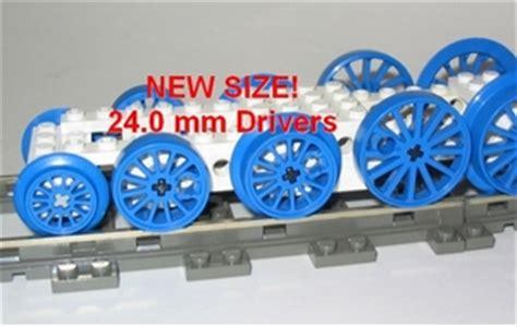 Wheels X Trayn Green lego system trains 29707