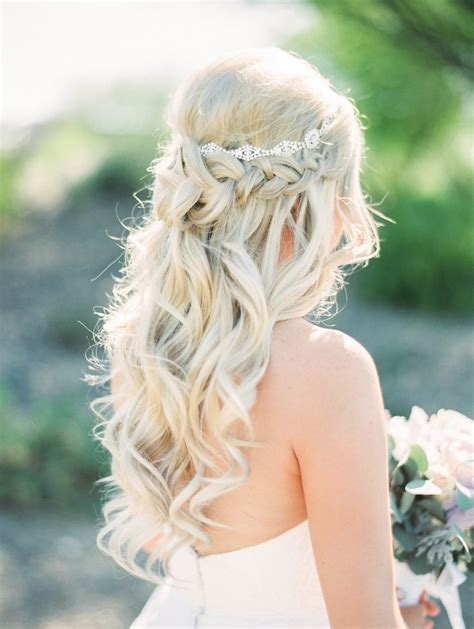 Wedding Hairstyles For Of The by Best 25 Bridal Hair Ideas On Wedding