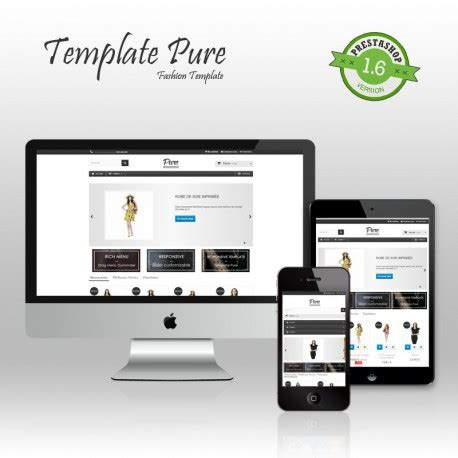 presta shop templates template prestashop