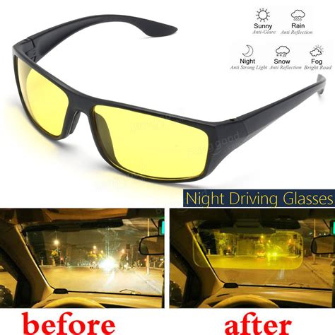 Sunglasses Import Dgn Lensa Polarized Anti Uv Protection driving glasses kit yellow ebay