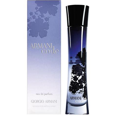 giorgio armani armani code femme eau de parfum free shipping lookfantastic