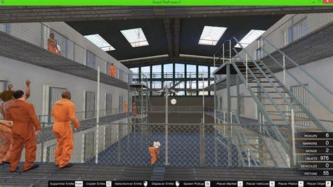 Prison Is by Prison Interior Gta5 Mods