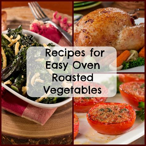 18 recipes for easy oven roasted vegetables mrfood com