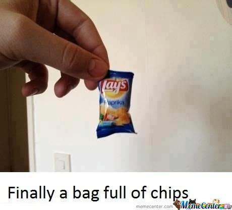 Lays Chips Meme - a bag of lays memes best collection of funny a bag of