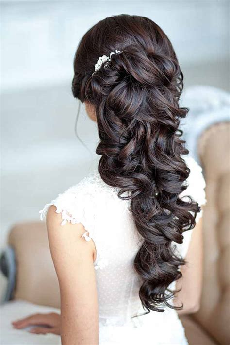 trubridal wedding 33 favourite wedding hairstyles for hair trubridal wedding