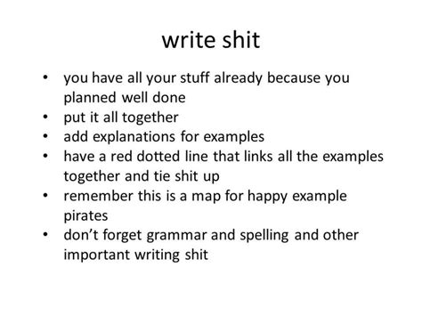 How To Write An Essay By Me by How To Write An Essay By Me