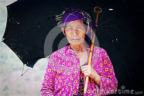 rugged culture hmong at a market in sapa editorial image image 53155750