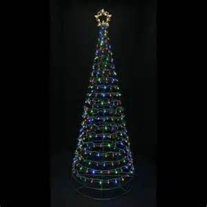 home accents holiday 6 ft pre lit led twinkling tree