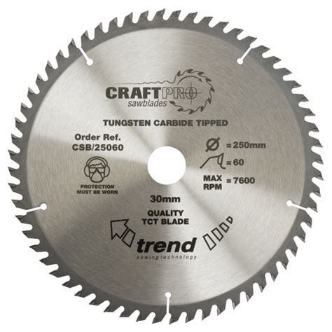 Bosch Saw Blade 6 60t 160mm 60t 160 Mm 60 T Expert For Wood trend csb 16048 craft saw blade medium finish 160mm x 48t