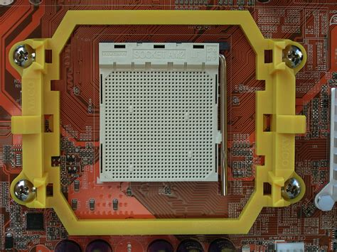 Cpu Am2 Sockel by Socket Am2