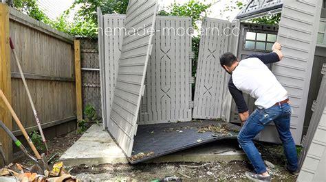 homemade modern blog diy concrete slab foundation
