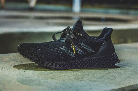 Adidas Ultra Boost 3d For 1 adidas 3d printed shoes for its olympic winners hypebeast