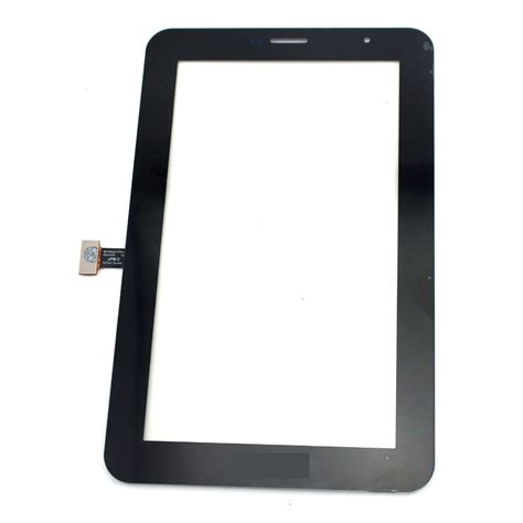 Touchscreen Samsung P3110 touchscreen tableta samsung galaxy tab 2 p3110 cu gaura difuzor digitizer samsung galaxy tab 2
